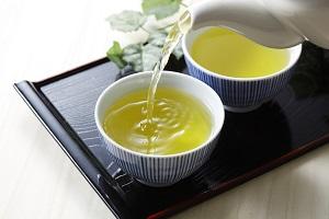 Green and White Tea