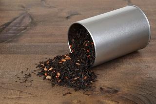 Loose leaf tea - packed
