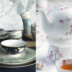 Porcelain and Bone China