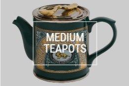 Medium Size Teapots