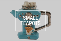 One Cup Teapots