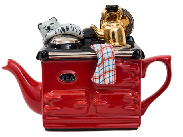 Aga One Cup Teapot Red Hotteapots Com