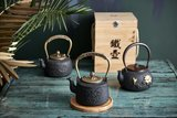 Cast Iron Teapot 1,20 Ltr: Emperor_