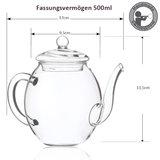 Creano Teapot 0,50 Liter _