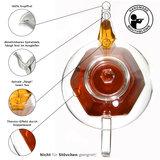 Creano Teapot Doublewalled Diamond 0,80 Liter _
