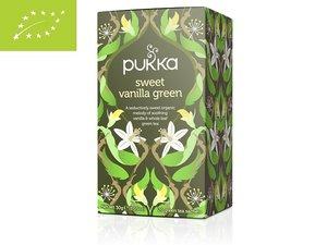 Pukka Mint Matcha Green 20 tea sachets BIO GB-ORG-05 (30 grams)