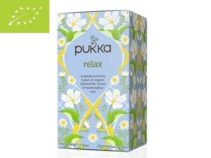 Pukka Relax 20 tea sachets BIO GB-ORG-05 (40 grams)