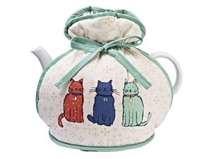 Muff Tea Cosy Cat Walk