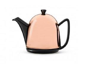 Cosy® Manto Teapot Black 1.0 L - Copper Cover