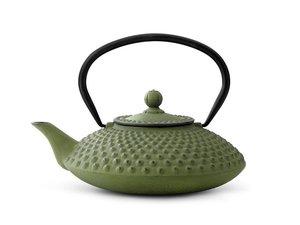 Cast Iron Teapot 1,25 Ltr: Xilin - Green