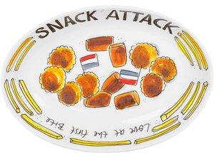 Blond Amsterdam Bowl Oval Snack 28,5 cm