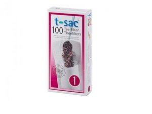 Teafilter Size 1 (S) T-Sac