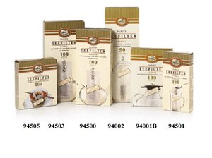 Teafilter Size L