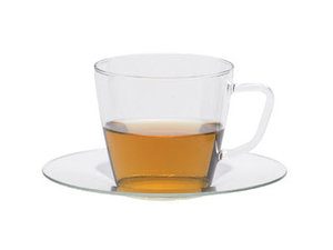Trendglas Nova G Cup and Saucer