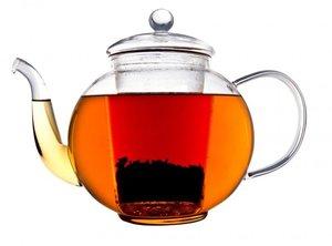 Bredemeijer Solo Verona Glass Teapot 1,5 Liter