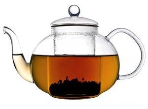 Bredemeijer Solo Verona Glass Teapot 1,0 Liter