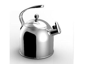 Inoxpran Water Kettle Elegant 2,5 Liter