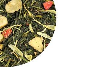 Green Tea Sencha The little Street of Vermeer 100 Gram