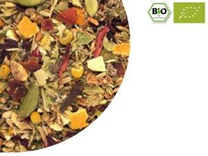 BIO Herbal Tea Ayur La Vie Inner Peace 100 Gram NL-BIO-01