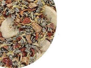 Fruit tea Blend Pineapple Banana 100 Gram