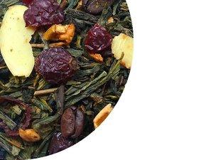 Green tea Sencha Cappuccino-Caramel 100 Gram