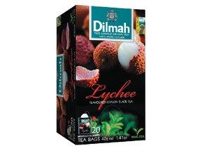 Dilmah Lychee Tea 20 Teabags (40 grams)