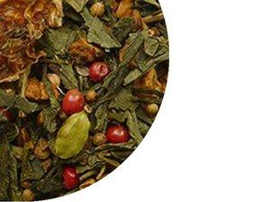 Green Tea Sencha Chai 100 gram