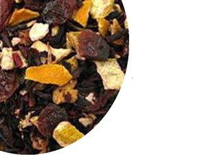 Fruit tea blend Cranberry - Orange 100 Gram
