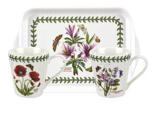 Portmeirion - Botanic Garden Mug and Tray Set
