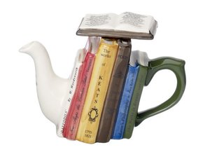 Poetry One Cup Teapot