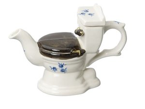 At your convenience One Cup Teapot