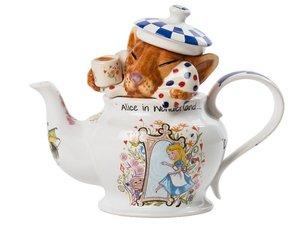 Alice Dormouse Teapot