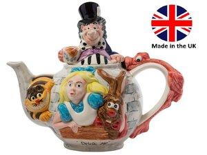 Alice Curiouser & Curiouser Teapot Ltd.