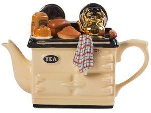 Aga Baking Day Cream Teapot