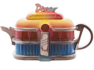 Diner Teapot Limited Edition
