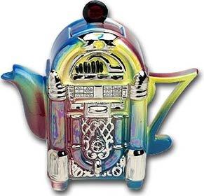 Jukebox Teapot Limited Edition