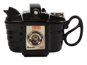 Camera BLack Teapot