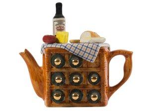 French Picnic Teapot