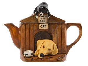 The Kennel Labrador Teapot