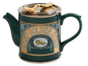 Lyle's Syrup Tin Teapot