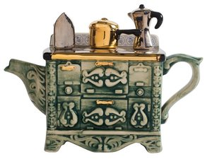 French Stove Teapot