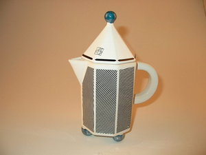 Art4 Octagon Teapot