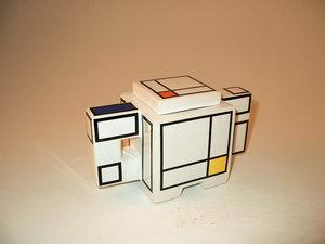 Art4 Mondriaan Sugarbowl