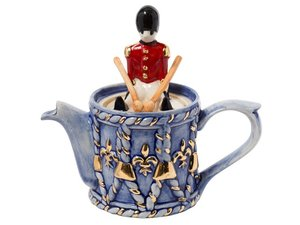 Drum One Cup Teapot