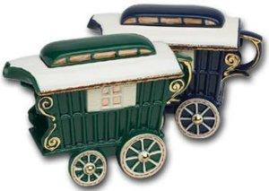 Romany Caravan One Cup Teapot