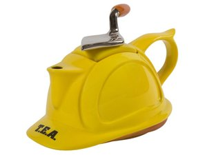 Hard Hat One Cup Teapot