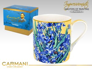 Carmani Mug - Van Gogh Irises