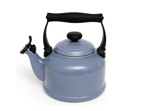 Le Creuset Teakettle Tradition 2,1 Liter, Mineral