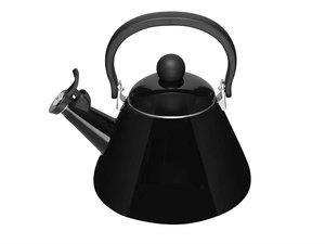 Le Creuset Teakettle Kone 1,6 Liter, Black