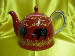 Chacult Benares Teapot, 1,9L